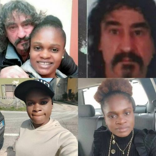 31-year-old Nigerian woman allegedly shot dead by her Italian husband after she filed for divorce