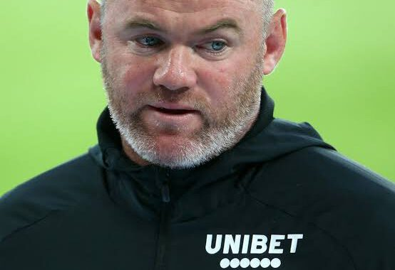 Rooney heard about Derby administration plan on TV news