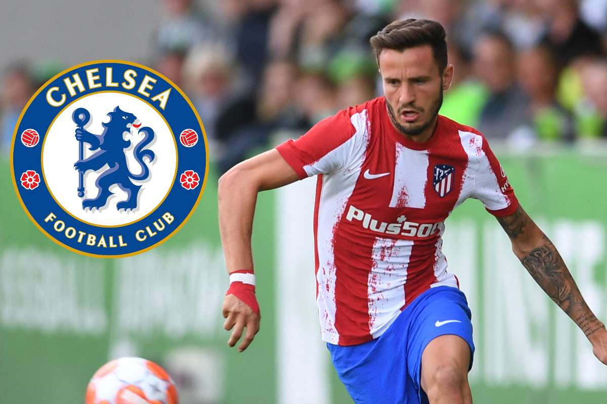 Chelsea complete Saul Niguez signing from Atletico on season-long loan