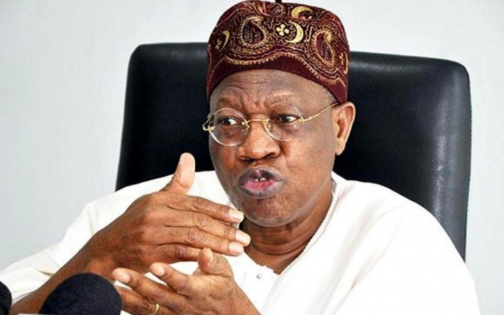 FG accuses broadcast organisations of fanning embers of disunity