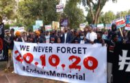 #EndSARS Memorial: Youths hold processions in Edo, Oyo, Osun, other states