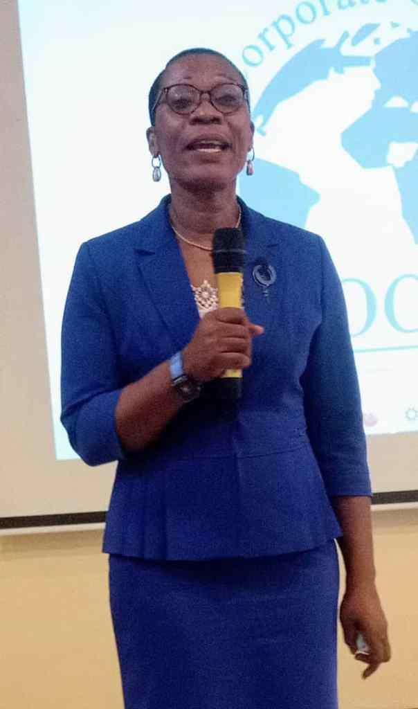 Maureen Chigbo elected new president of GOCOP