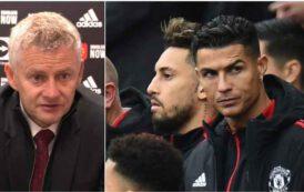 I disagree with Sir Alex Ferguson comment on starting Ronaldo: Man Utd boss Ole Gunnar