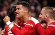 Man Utd 3-2 Atalanta: Cristiano Ronaldo completes comeback to relieve pressure on Ole Gunnar Solskjaer